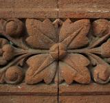 Free Photo - Ornate Floral Brick