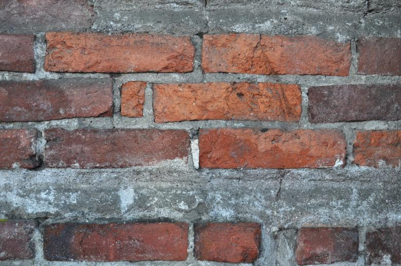 Free stock image of Old Brick Wall created by Rachael Towne