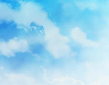 Cloudscape Illustration - Free Stock Photo