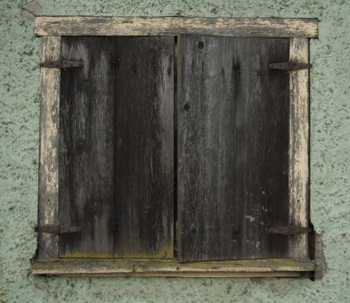 Weathered Shutters - Free Stock Photo