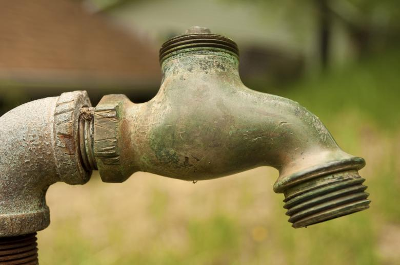 Free Stock Photo of Old Water Spigot Created by Rachael Towne
