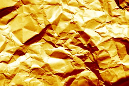 crumpled paper  - Free Stock Photo