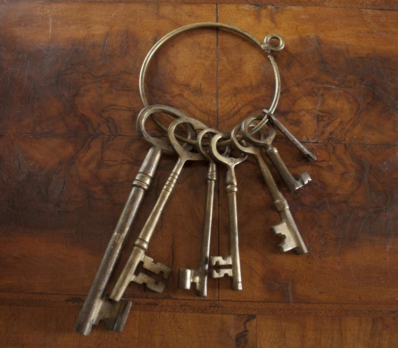 Free Stock Photo of Antique Skeleton Keys Created by Rachael Towne