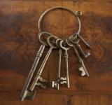 Free Photo - Antique Skeleton Keys
