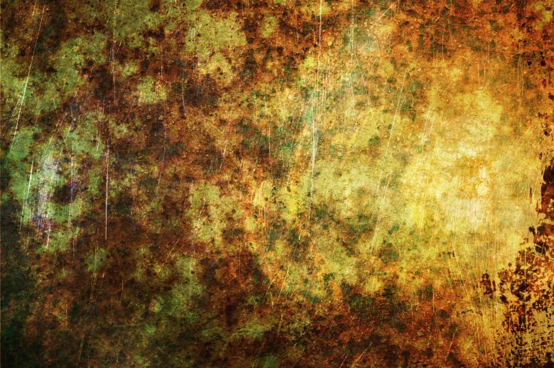 Abstract Rust - Free Grunge Backgrounds