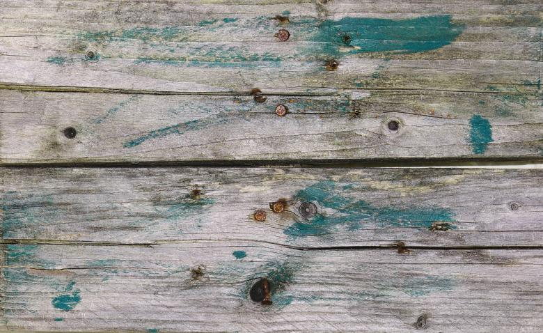 Discoloured wood Free Photo