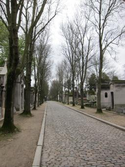 Pere Lachaise - Free Stock Photo