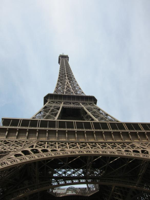 Free Stock Photo of Eiffel Tower Created by Brian