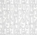 Free Photo - Swirly Pattern On White Paper