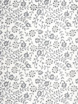 White Paper With Silver Pattern - Free Stock Photo