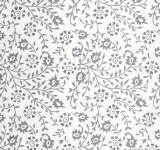 Free Photo - White Paper With Silver Pattern