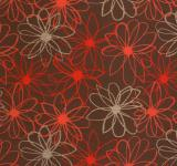 Free Photo - Red Floral Pattern Paper