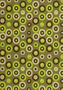 Free Photo - Green Circles Paper