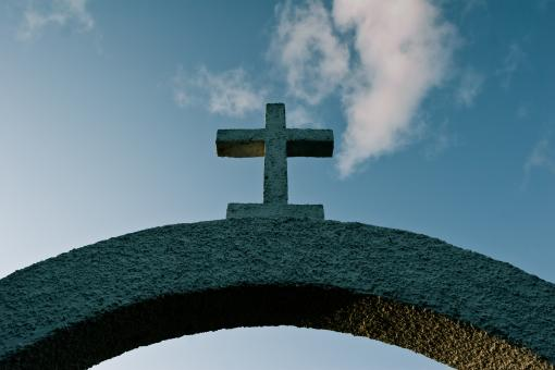 Cemetery Gates - Free Stock Photo