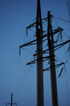 Power Lines - Free Stock Photo