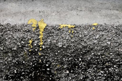 Yellow dripping - Free Stock Photo