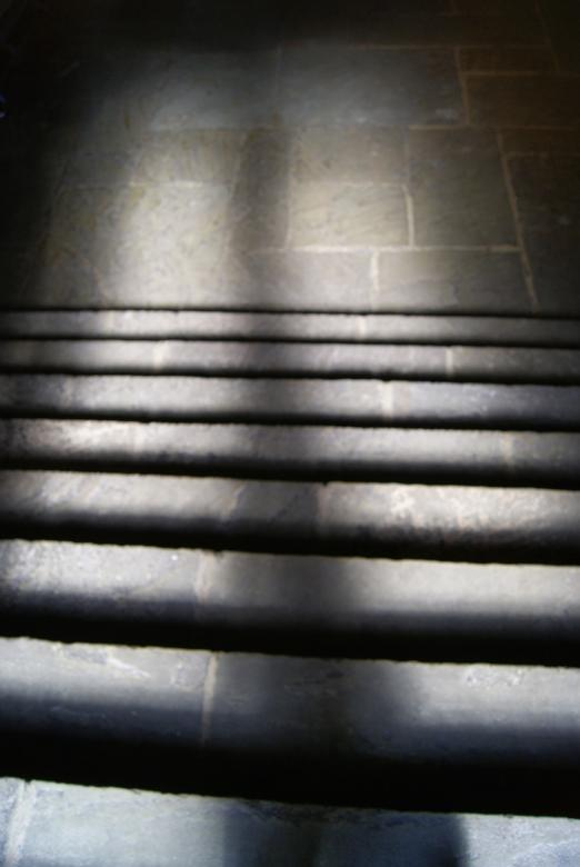 Free Stock Photo of Stairway Shadow Created by Brian Norcross
