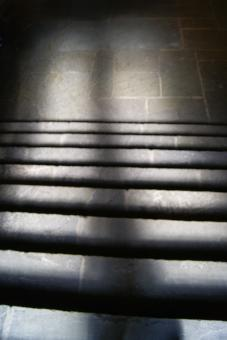 Stairway Shadow - Free Stock Photo
