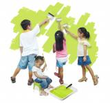 Free Photo - Happy Painting Kids