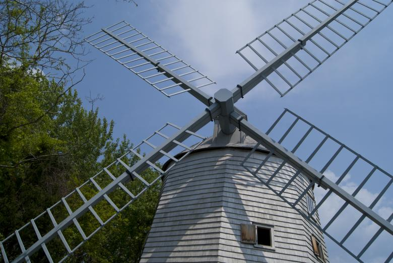 Free Stock Photo of Old Windmill Created by Brian Norcross