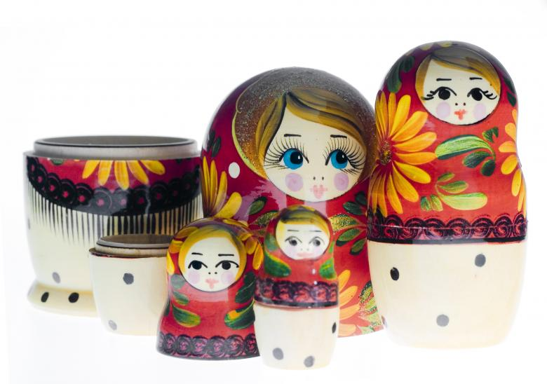 Free Stock Photo of matryoshka Created by 2happy