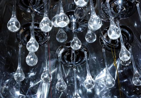 Abstract glass background - Free Stock Photo