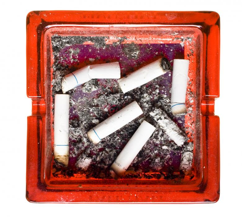 Free Stock Photo of Ashtray Created by 2happy