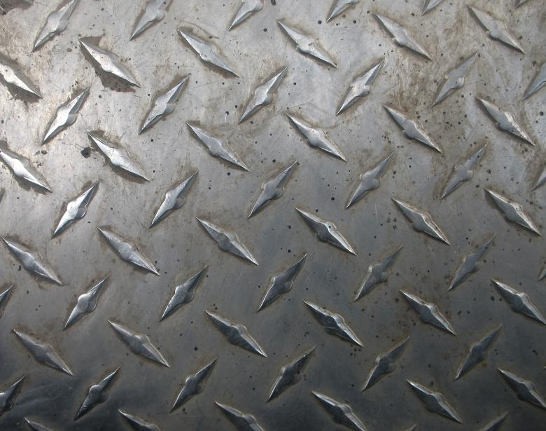 Free Stock Photo of Stainless Steel Texture Created by Free Texture Friday