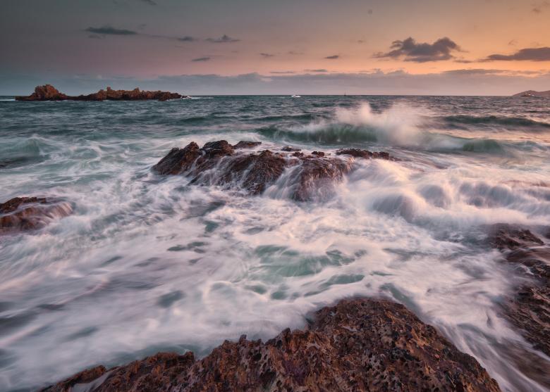 Free Stock Photo of Tides Created by Andy Fox