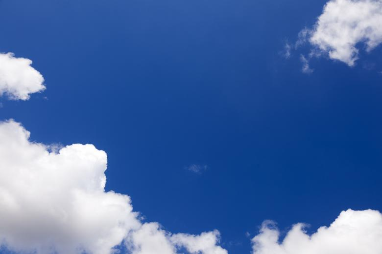 Free Stock Photo of Blue Sky Created by Andy Fox