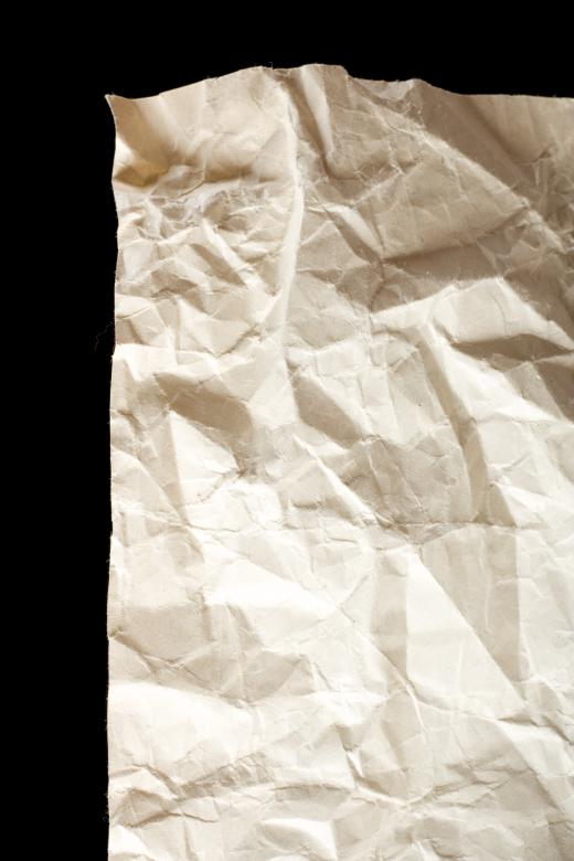 Free Stock Photo of crumpled paper Created by 2happy