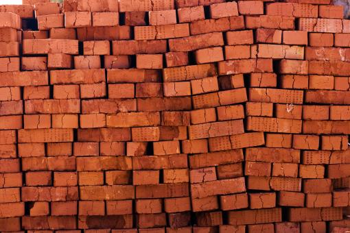bricks - Free Stock Photo