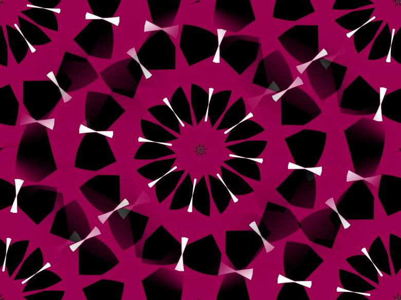Free Stock Photo of Pink and black seamless pattern Created by Katrena Patterson