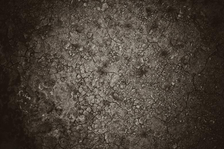 Free Stock Photo of Soil Texture Created by Bjorgvin
