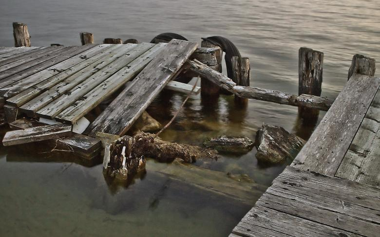 Free Stock Photo of Derelict Pier Created by Christopher Ashworth