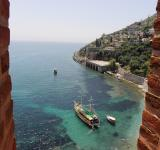 Free Photo - Ancient port of Alanya,Turkey