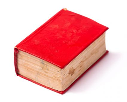 red book - Free Stock Photo