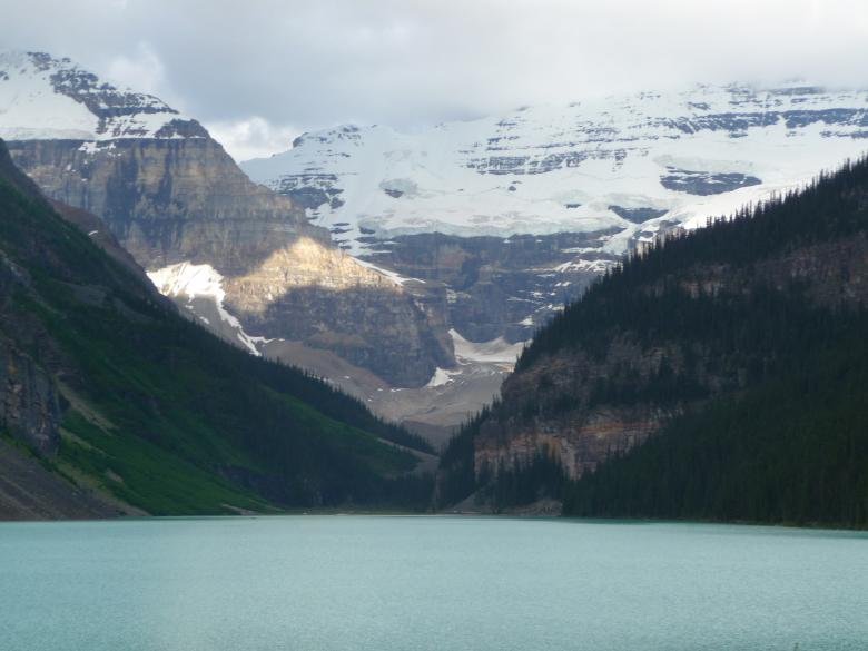 Free Stock Photo of Lake Louise Created by Tony Walker
