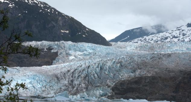 Mendenhall Glacier - Free Stock Photo