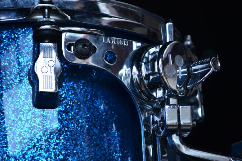 Free Stock Photo of Drum detail Created by Tilen Hrovatic