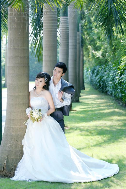 Free Stock Photo of Wedding Created by Nguyen Thao