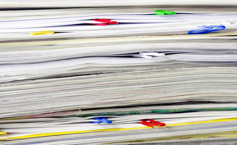 Free Stock Photo of Documents  Created by 2happy
