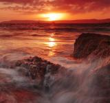 Free Photo - Sunset coast