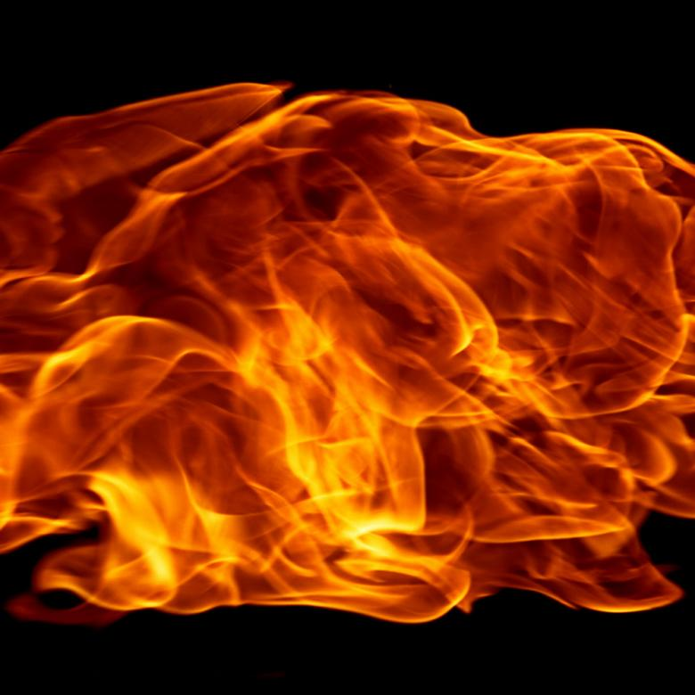 Free Stock Photo of flame background Created by 2happy