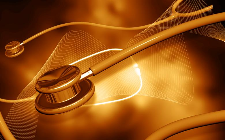 Free Stock Photo of Stethoscope Illustration Created by dileepdivakaran