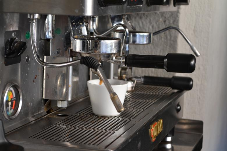 Free Stock Photo of Coffee Machine Created by Tilen Hrovatic