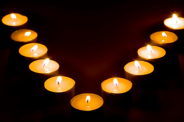 Free Stock Photo of candles Created by 2happy