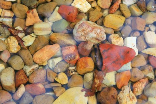 Colorful rocks - Free Stock Photo