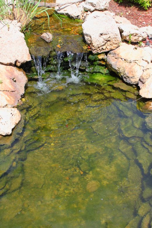 Free Stock Photo of Stream Created by Val Lawless