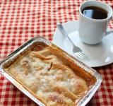 Free Photo - Apple pie and coffee